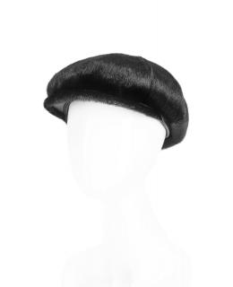 Головной убор из меха нерпы, цвет: Чёрный - купить за 12500 в магазине - Гипермаркет меха