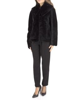 Жакет из мутона, цвет: Чёрный астраган - купить за 37400 в магазине - Гипермаркет меха
