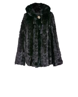Жакет из меха норки, цвет: Чёрный - купить за 20000 в магазине - Гипермаркет меха