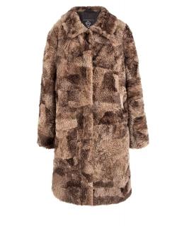 Полупальто из мутона, цвет: Капучино - купить за 14000 в магазине - Гипермаркет меха