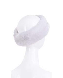 Головной убор из меха норки, цвет: Виолет - купить за 9400 в магазине - Гипермаркет меха