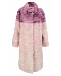 Пальто из меха норки, цвет: Тонированный - купить за 60000 в магазине - Гипермаркет меха