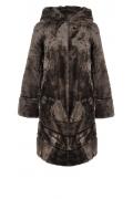 Пальто из мутона