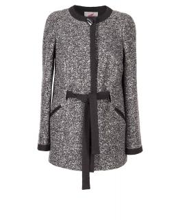 Пальто из шерсти, цвет: Серый - купить за 8400 в магазине - Гипермаркет меха