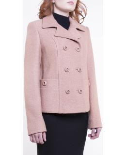 Пальто из шерсти, цвет: Кэмэл - купить за 5600 в магазине - Гипермаркет меха