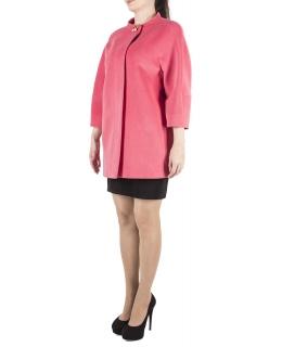 Пальто из шерсти, цвет: Розовый - купить за 27000 в магазине - Гипермаркет меха