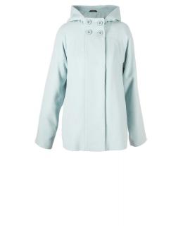 Пальто из шерсти, цвет: Мятный - купить за 9000 в магазине - Гипермаркет меха