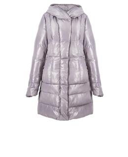 Полупальто из полиэстера, цвет: Серый - купить за 8400 в магазине - Гипермаркет меха