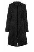 Пальто из текстиля